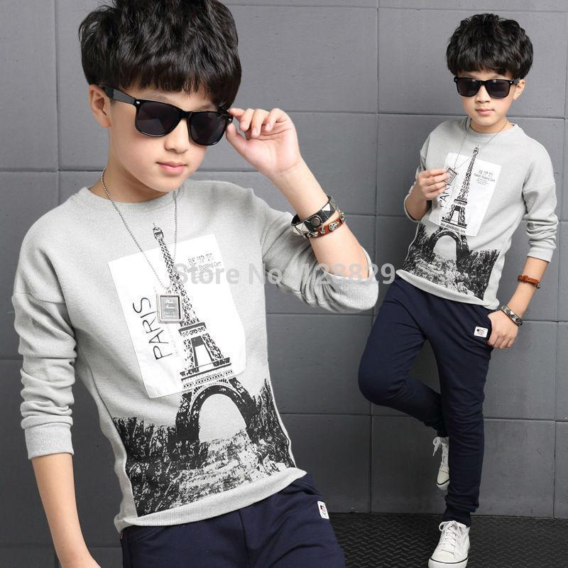 Boys T-shirts (6)