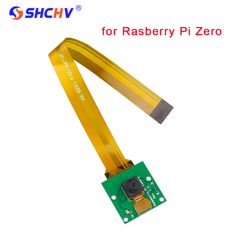 все цены на Raspberry Pi Zero Camera 5MP RPI Zero Camera Webcam + 16 cm FFC for Raspberry Pi Zero W Pi Zero Pi0 support Official Case онлайн