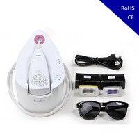 Women Men Professionl Electric Laser Epilator Device IPL Pulse Light Hair Remove Depilator Body Facial Underarm