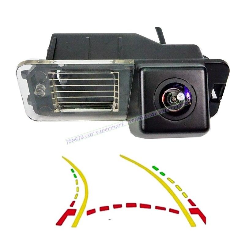Rear-View-Camera Dynamic Trajectory Polo-V Volkswagen /golf 6-Vi/passat for CCD VW Tracks