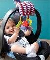 Детские 0-12 месяцев Игрушки висит колокол вокруг кровати милые висит Погремушки ребенка плюшевые симпатичные мягкие успокоить ИГРУШКИ TO41