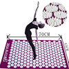 Massage Relaxation Health Care Massager Cushion Acupressure Mat Relieve Stress Pain Acupuncture Spike Yoga Mat
