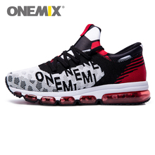 ONEMIX Mens Trainers Cheap Running Shoes Outdoor Sport Sneakers Damping Male Athletic Zapatillas Mujer Deportivas Free Ship