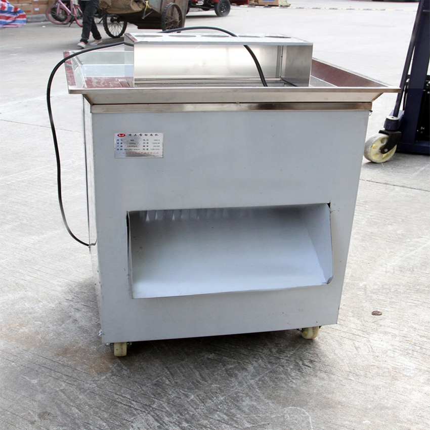 QD Vertical Type Meat Cutting Machine 1500KG/HR/ Shredded Kelp Cutter/ Meat Cutter ,Stainless Steel Meat Slicer 3
