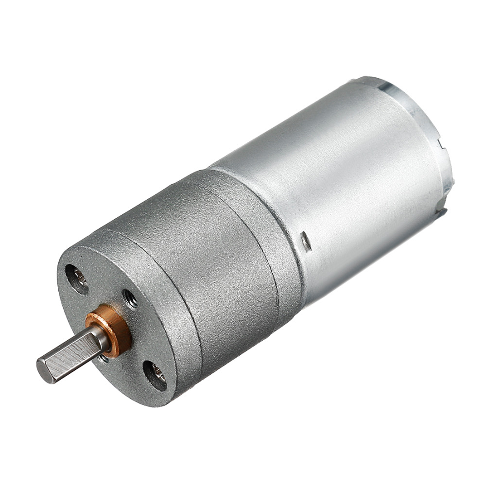 Image 5 - UXCELL Newest DC mini Gear Motor 24V 10mA 17RPM 4.2kg.cm Loading Torque High Temperature Resistance DIY Electrical Appliances-in DC Motor from Home Improvement