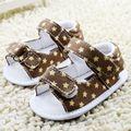Verão infantil sapatos meninas meninos sapatos criança sapatos de bebê sapatos de sola macia antiderrapante meninos primeiro walkers