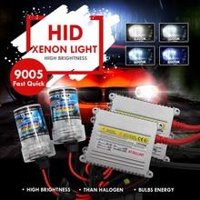 Modifygt H1 35w 12V Xenon HID Kit H4 H7 car styling Car Light Headlight 6000K 4300K