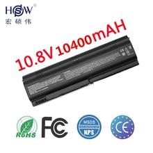 12cell 10400mah Laptop Battery For HP Pavilion DV1000 ZE2000 DV4000 DV5000 Presario V2000 M2000 V4000 V5000 C300 C500