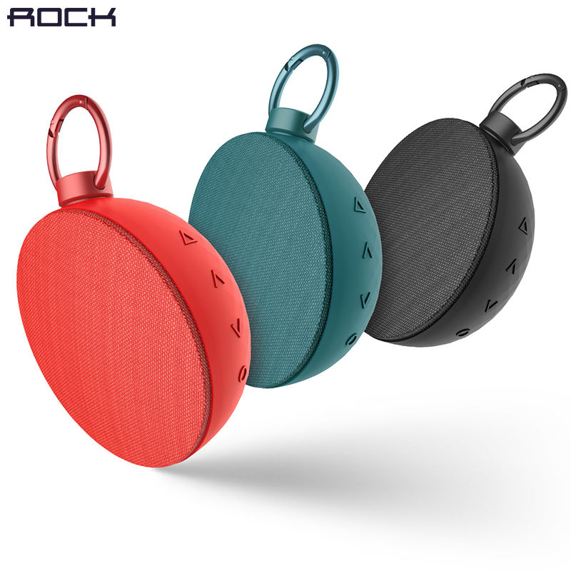 S20 Mini Bluetooth Speaker, ROCK Space Series Outdoors Portable Wireless Bluetooth Speaker Support Stereo