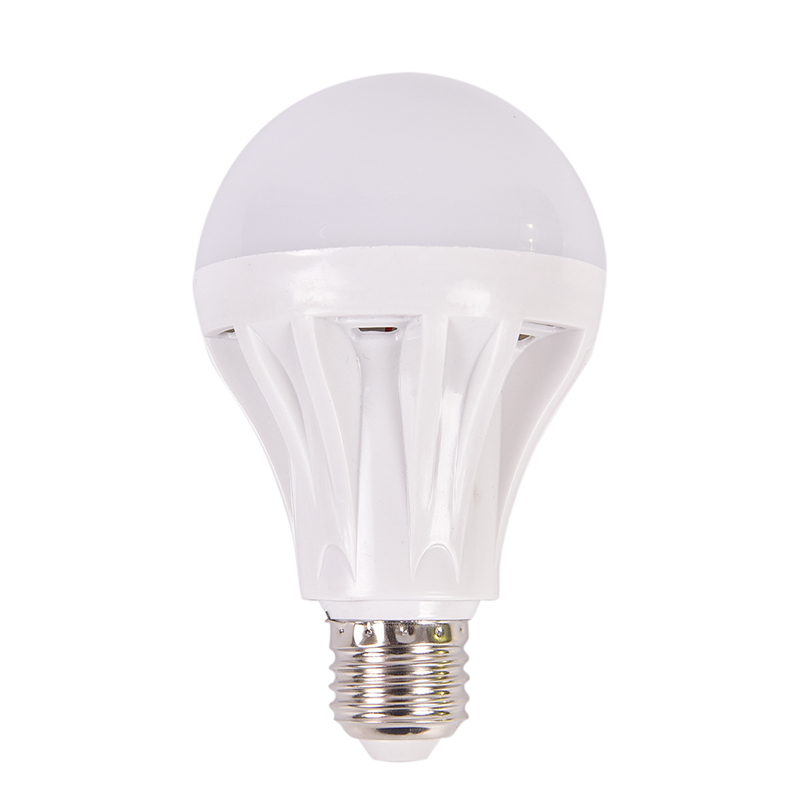 LED Outdoor Portable Camping Light E27 3W 5W 7W 9W Emergency Light Bulb Rechargeable Battery Smart Light Bulb With Switch