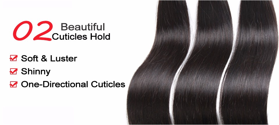 brazilian virgin hair straight 4 bundles