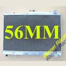 alloy radiator For Nissan Skyline GTR/GTS-T/GTT BCNR33/ECR33/ER34 R33/R34 RB25/RB26