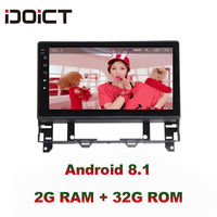 IDOICT Android 8.1 IPS 2G+32G 8 CORE Car DVD Player GPS Navigation Multimedia For Mazda 6 Radio 2002 2008 car stereo