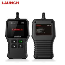цена на Car Diagnostic Tool Full OBD2 OBDII Code Reader Scan Tools PK AD310 ELM327 Scanner With Dust Cap Plug And Play