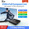 IPTV 1 Year IUDTV Subscription X96 Android 6 0 Smart TV Box Europe Channels Quad Core