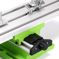 Mini Cross stół roboczy wiertarko-frezarka do regulacji wiertarka stołowa JDH99