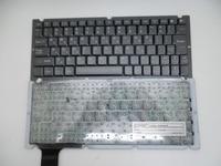 Клавиатура ноутбука Английский США HMB3302DVA 20000128 HMB3302SA01 HMB3302DVA01 HMB3302SA01 Серый Белый с полупрозрачный Новый
