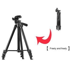 Image 3 - ขาตั้งกล้องอลูมิเนียมน้ำหนักเบาสำหรับ Canon Nikon SONY Sigma Fuji Panasonic JVC Samsung กล้องกล้องวิดีโอ DJA99