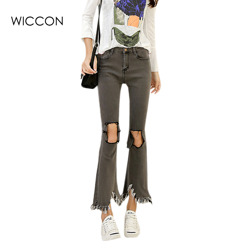 Popular Colored Flare Jeans-Buy Cheap Colored Flare Jeans lots ...