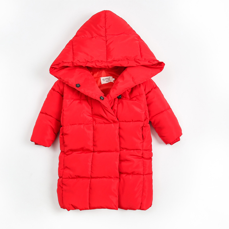 Autumn children's clothing thickening 2018 new children's coat children's cotton-padded jacket boys warm cotton clothing MF-183 2016 new mens brand thickening winter jacket men coat cotton padded brand clothing fleece military warm parka nswt140