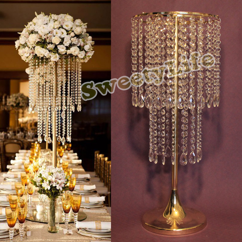 62cm h wedding table centerpiece event party decoration for Table stand i 52 compose