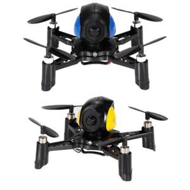 2pcs DIY Racing Battle Quadcopter FY605 Fighter Drone 2.4G 4CH 6-Axis Gyro RC Airplane Game Toys Xmas Gift for Kids