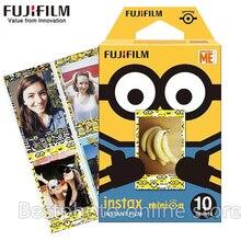 Новинка 2017 Fujifilm Fuji Instax Mini 8 Миньон фильм 10 листов фотобумаги для мини 8 50 s 7 s 90 25 поделиться SP-1 мгновенный Камера