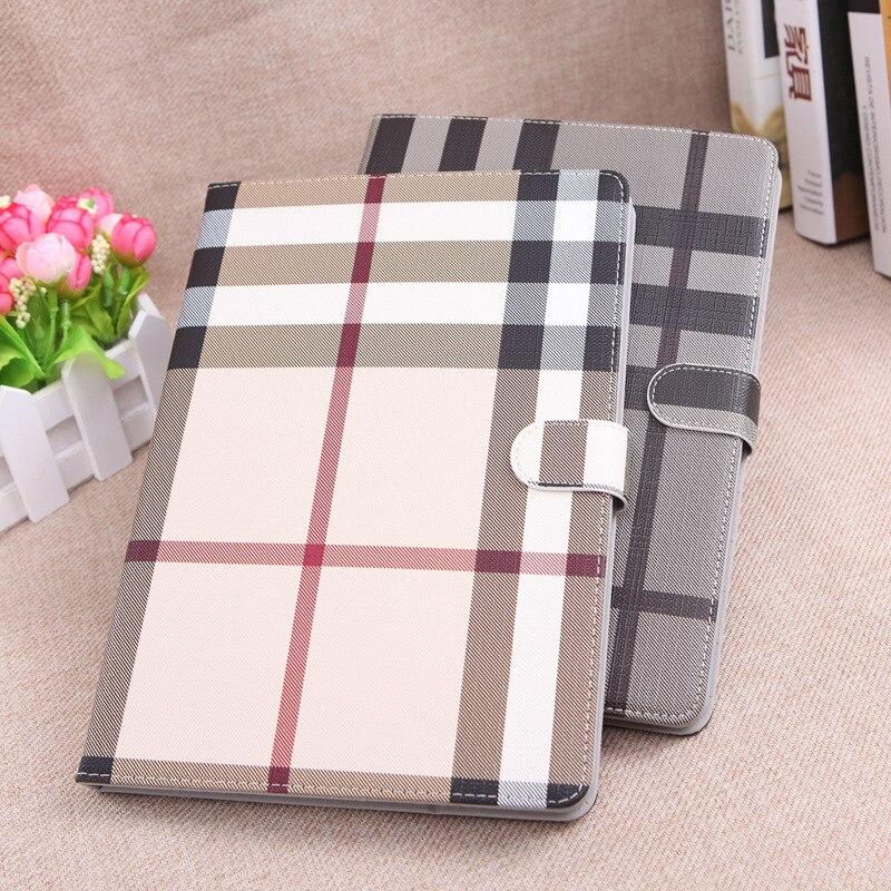 Высокое Качество Модные Складная Смарт полное покрытие защитный PU Стенд чехол для iPad Air 2 A1566/A1567 9.7 дюймов оригинальный 1:1