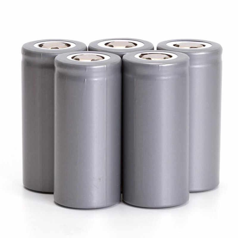 MJKAA 32650 3.2V 6500MAh L Pin Sạc Lithium-ion Cung Cấp Điện Đèn Pin Xả