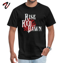 Mens Ajax Hot Sale Tops Shirt O Neck April FOOL DAY Fabric Tshirts Party Army Sleeve Scarlet Guard design Tees