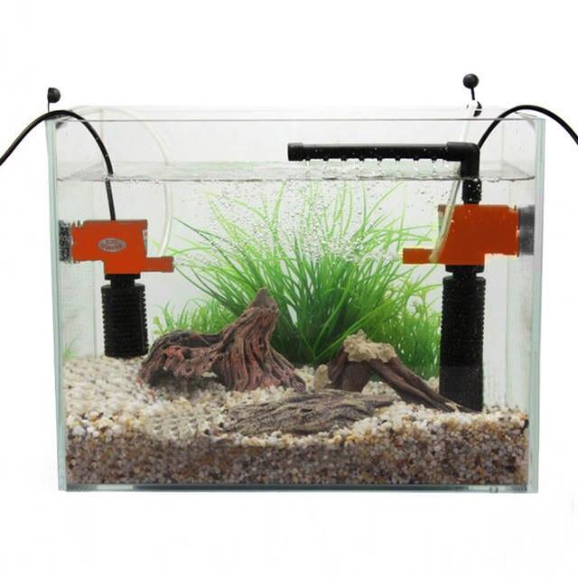 Spiksplinternieuw Mini Goedkope Aquarium Filter Pomp voor aquarium, 2 W 3 W 5 W voor VW-79