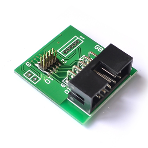 Image 2 - Downloader Cable Bluetooth 4.0 CC2540 zigbee CC2531 Sniffer USB Programmer Wire Download Programming Connector Board