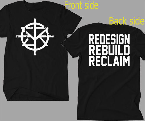 Rebuild Reclaim Logo Seth Redesign T Rollins Limited In Rare Items 80OXNwnZPk