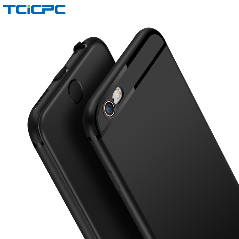 For iphone 6 6s 6 plus 6s plus Silicone case Luxury 360 protected Ultra thin scrab matte soft TPU case anti knock iphone 6 plus kılıf