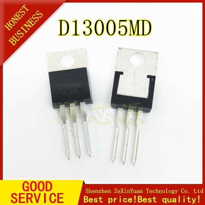 5PCS/LOT D13005MD D13005M D13005 TO-220 New Original
