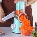 Многофункциональный измельчитель овощей ручной резак для сыра из нержавеющей стали барабаны резак для овощей измельчитель Терка слайсер