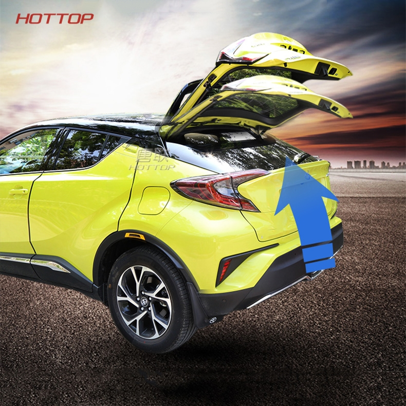2018 Новый Электрический задний багажник переоборудованы для Toyota CHR C-HR Спорт хвост коробка умный Электрический хвост двери Мощность работает