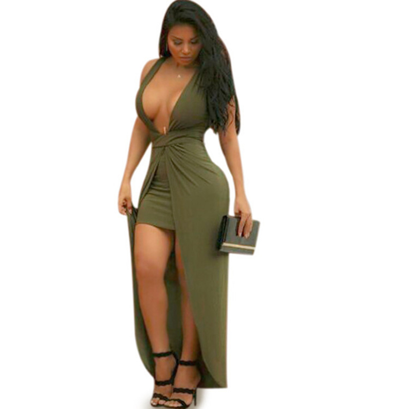 Innovative  Dresses Plus Size Solid Color Hot Dressin Dresses From Women39s