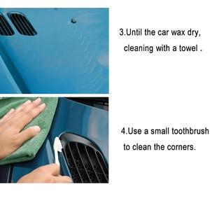 Image 5 - Pasta de cera para el cuidado de la pintura del coche, kit de productos reparador para arañazos