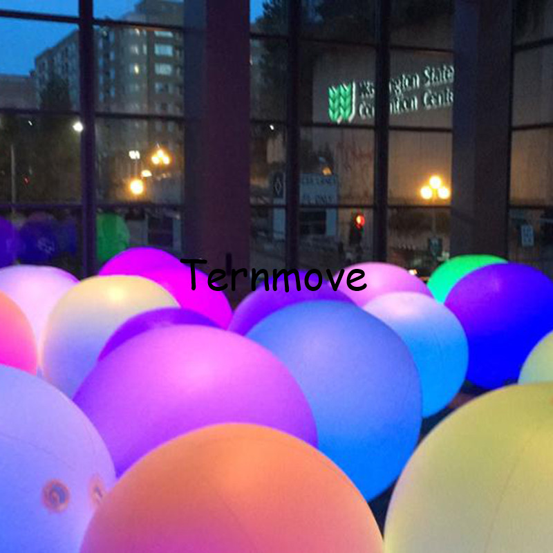 LED Inflatable Hanging Ball Rechargeable battery led beach ball remote control color changing giant led balloonLED Inflatable Hanging Ball Rechargeable battery led beach ball remote control color changing giant led balloon