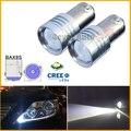 2 шт. Высокая Мощность 5 Вт BAX9S H6W CRE Электронной СВЕТОДИОДНЫЕ Лампы Замена Лампы Для Автомобилей Габаритных Огней, Резервного Копирования задние Тормозные Огни Лампы
