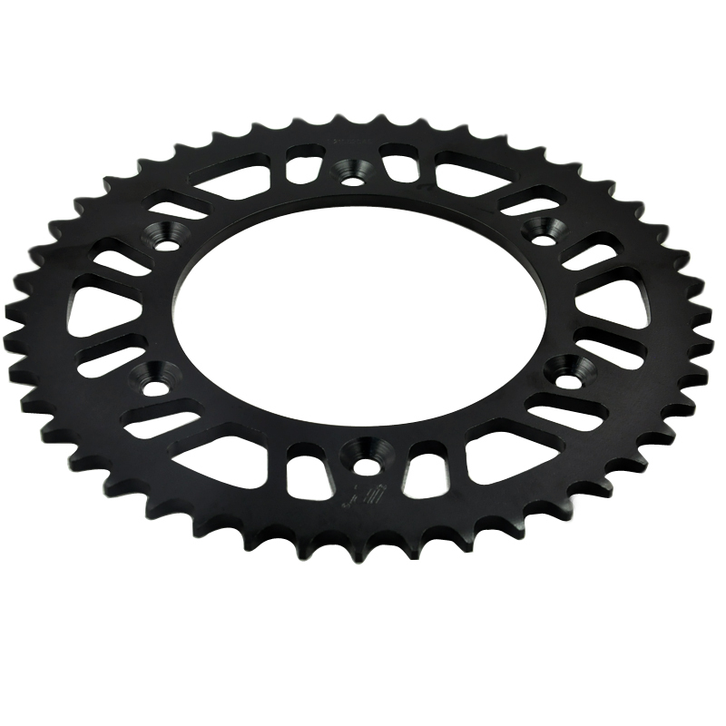 520-45T Motorcycle Parts Rear Sprocket Fit for HONDA XR400 1996 1997 1998 1999 2000 2001 2002 2003 2004 XR 400 1996-2004 NEW jt sprockets jtr503 45 45t steel rear sprocket