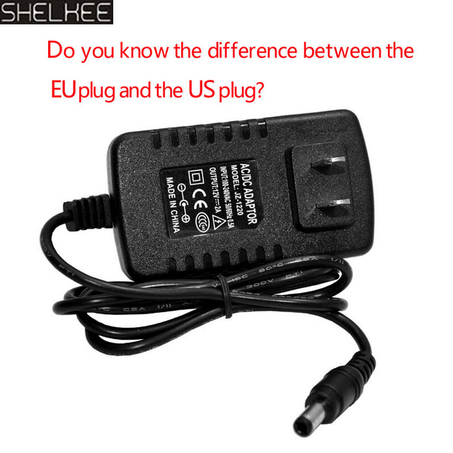 US $8 07 6% OFF|SHELKEE Free Shipping 12V 2A Power Adapter charger For Bose  SoundLink Mini Bluetooth speaker charger plug 12V 2A -in Chargers from