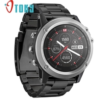 Excellent Quality Beautiful Gift New Metal Stainless Steel Watch Band Strap Garmin Fenix 3 HR Free