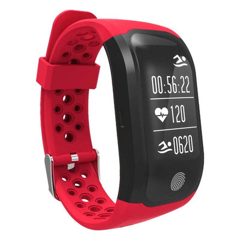 S908 Smart Bracelet GPS Sport Bluetooth Smartband IP68 Waterproof Sports Models Sleep Monitor Sedentary Reminder for IOS Android