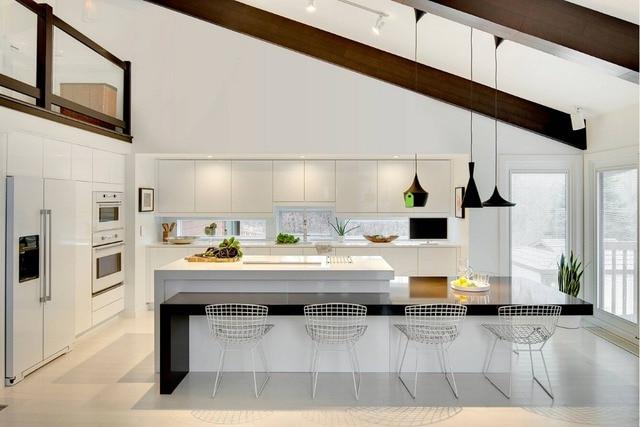 US $122.0 |2017 unità di cucina mobili da cucina mobili da cucina lacquere  modulare vendite calde economici in 2017 unità di cucina mobili da cucina  ...