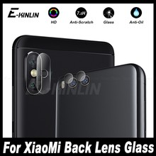 Back Camera Lens For XiaoMi Mi A2 Lite A1 5X 6X Note 2 3 Redmi 8A 7A 6A 6 7 8 Go S2 Tempered Glass Screen Protector Film(China)