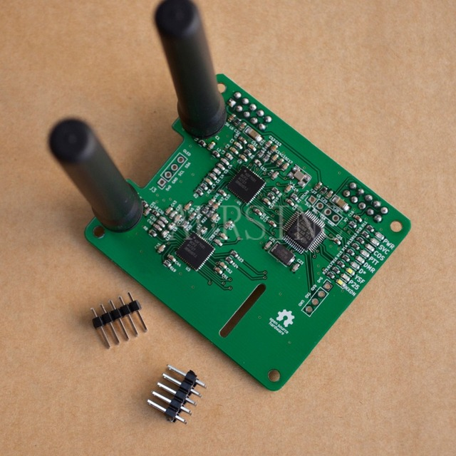 jumbospot MMDVM DUPLEX hotspot Support P25 DMR YSF NXDN DMR SLOT 1+ SLOT 2 for Raspberry pi & FTF OLED full set and tested