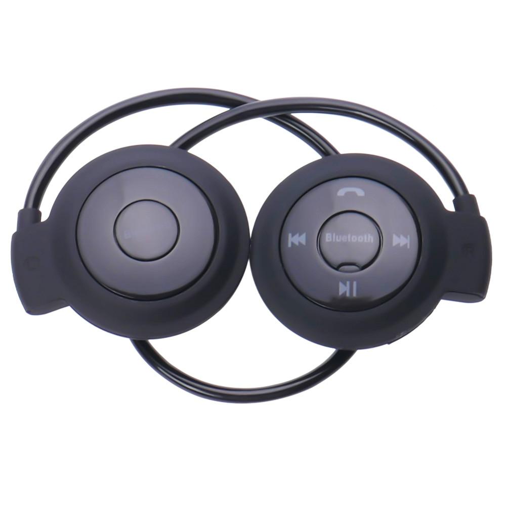 Mini 503 Bluetooth banda para el cuello auriculares auricular para todo el teléfono Pad moda Earbud cabeza deporte auricular
