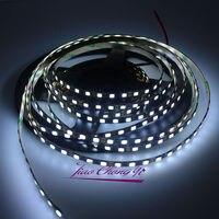 5mm Genişlik 2835 SMD Siyah PCB Esnek LED Şerit Işık 12 V DC 120 leds/m beyaz Wram beyaz 50 M